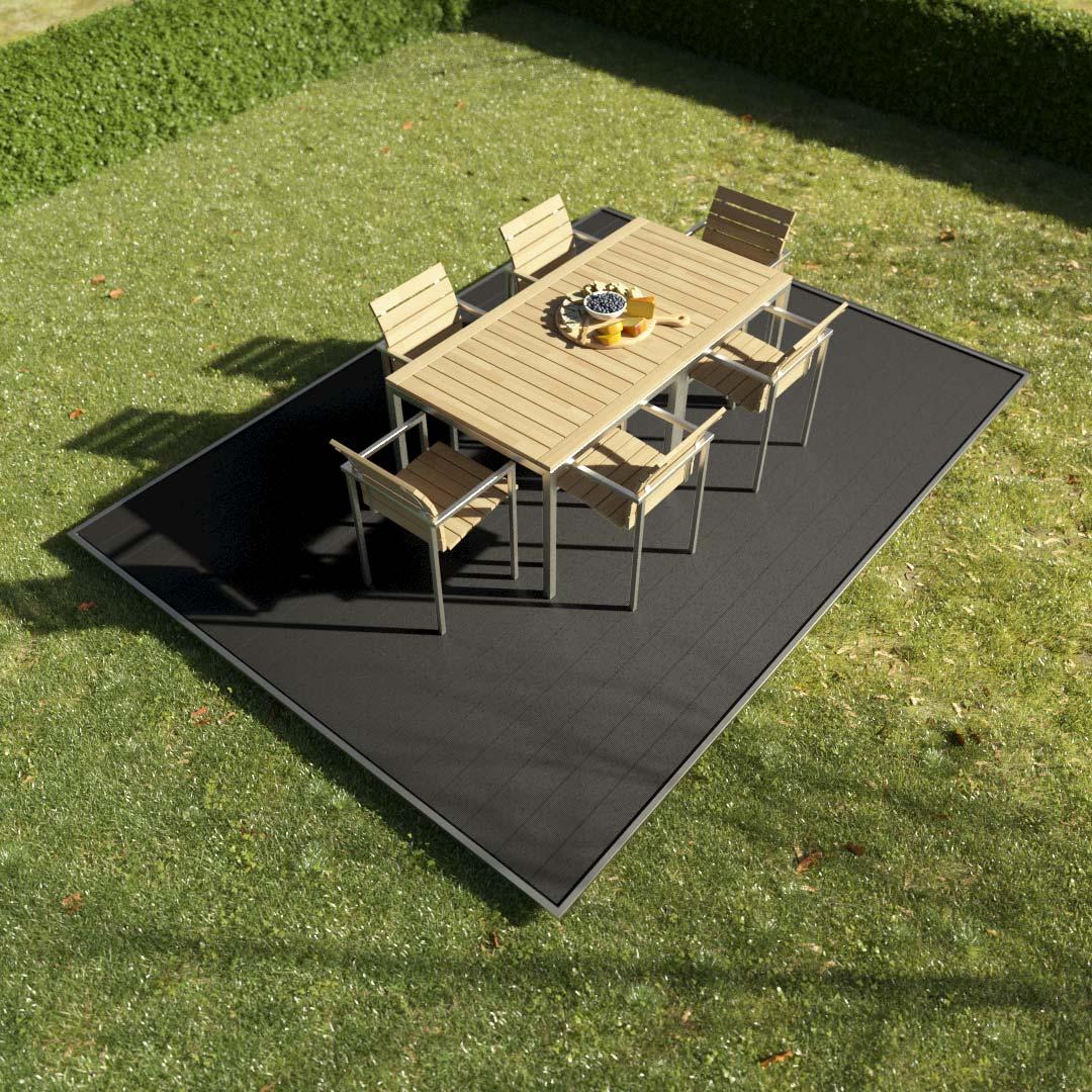 KobraX WPC Terrasse LIGHT – 20,20x20m
