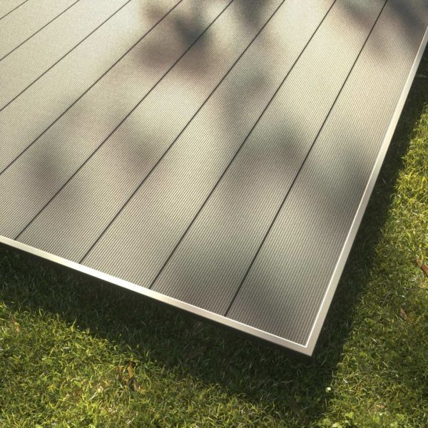 kobrax wpc hohlkammer quarzrgrau 1 600x600 - KobraX WPC Terrasse LIGHT – Quarzgrau Komplettset