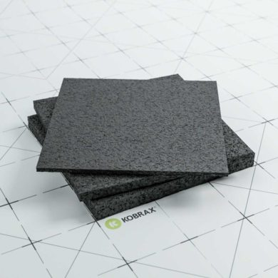 kobrax wpc terrasse holzschutz unterlagen 390x390 - KobraX WPC Terrasse LIGHT – Ebenholz Komplettset
