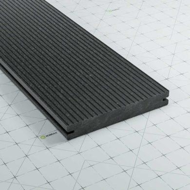 kobrax wpc terrassendielen basic anthrazit 390x390 - KobraX WPC Basic Dielen Restposten je 600 cm