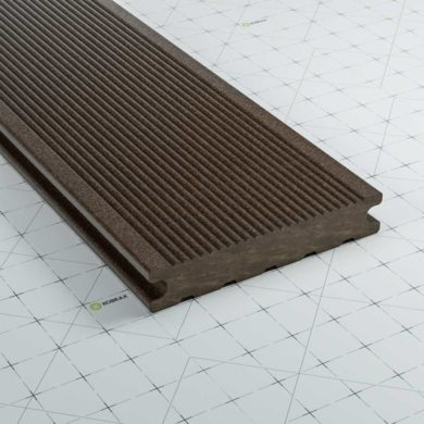 kobrax wpc terrassendielen premium ebenholz 390x390 - KobraX WPC Premium Terrassendiele Ebenholz