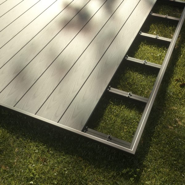 NEU: Ambiente Terrasse – Inox Komplettset