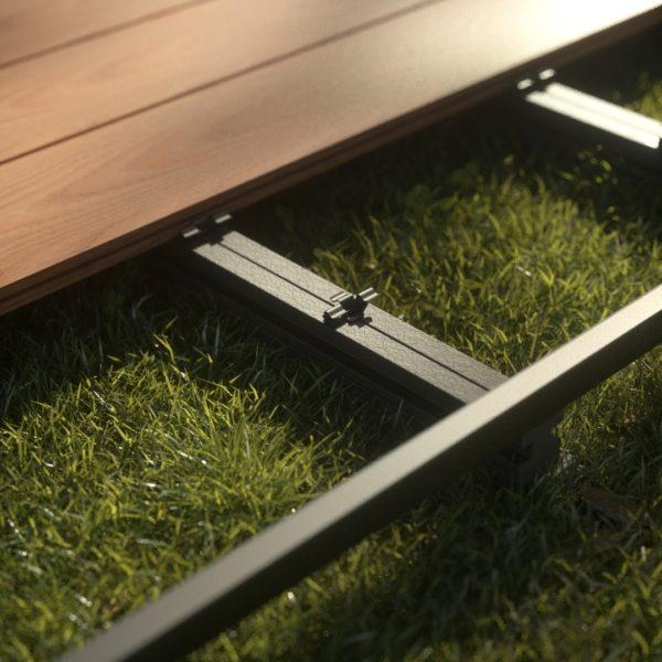 NEU: Ambiente Terrasse – Teak natur Komplettset