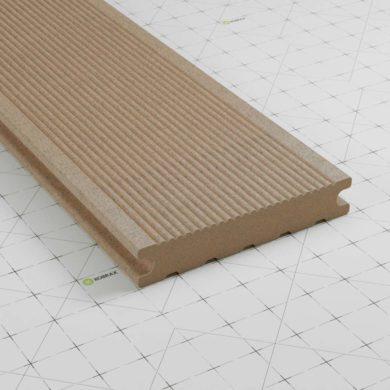 KobraX WPC Premium Terrassendielen Sand lfm.